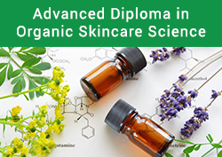 Advanced Diploma in Organic Skincare Science