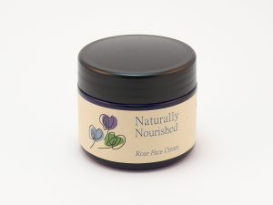 Naturally Nourished Rose Cream