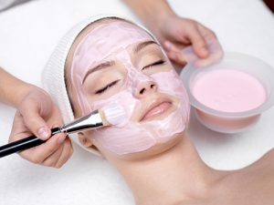 Facial Masque Therapy