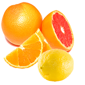 Pesticides in citrus essential oils